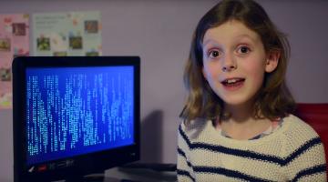 小女孩+樹莓派,成功變身電腦駭客